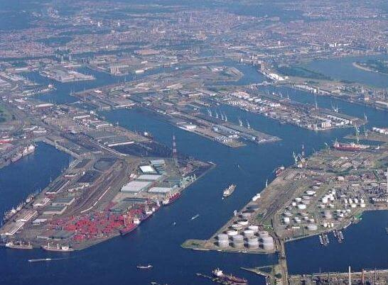 Port Agencies Belgium