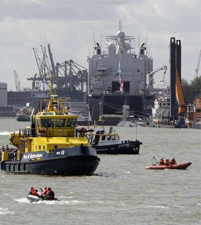 Port Agencies Rotterdam